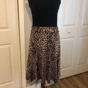 Dresses & Skirts - Jaguar print skirt